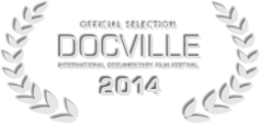 Logo: International Documentary Film Festival «DOCVILLE»