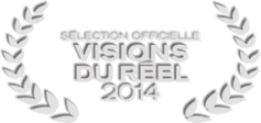 Logo: International Documentary Festival «Visions du Réel»